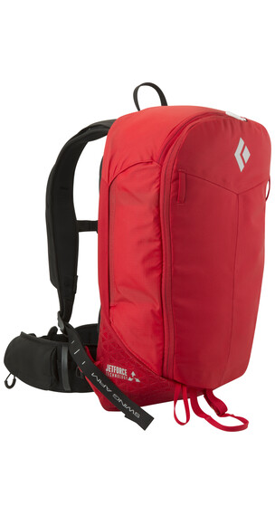 Black Diamond Pilot 11 - Sac avalanche - Jetforce rouge